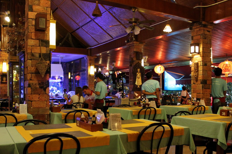Ресторан Tanta's