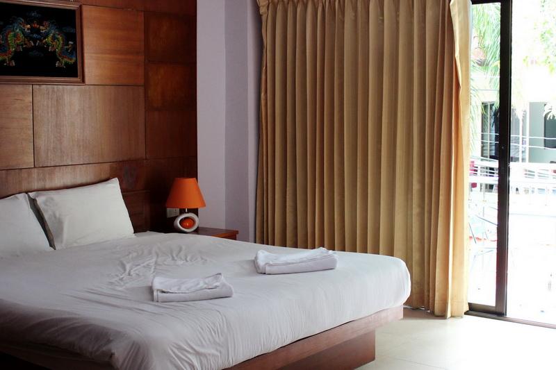 Номер в отеле Phuket Tropical Inn