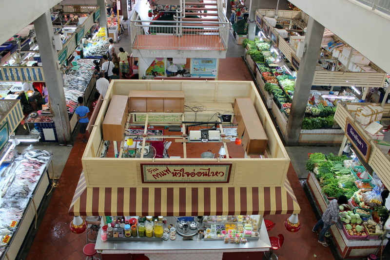 Рынок в Патонге