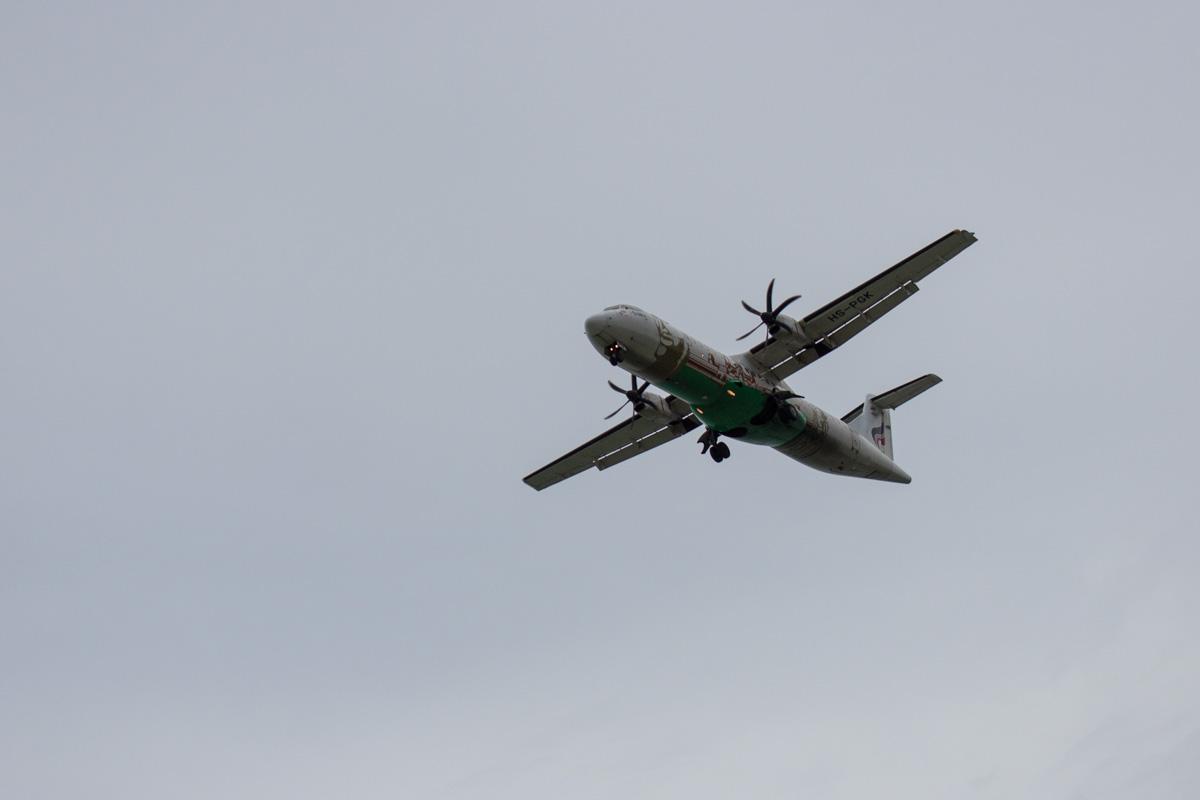 ATR 72 HS-PGK