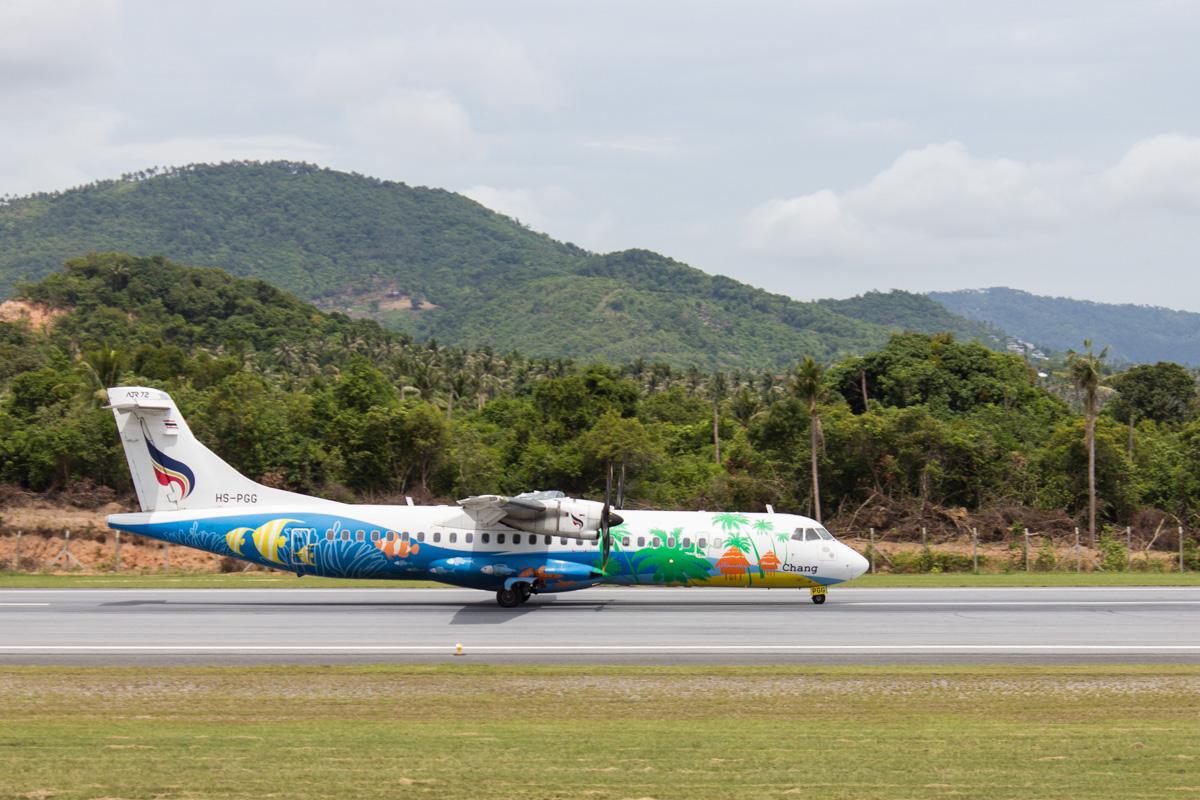 ATR 72-500 Chang