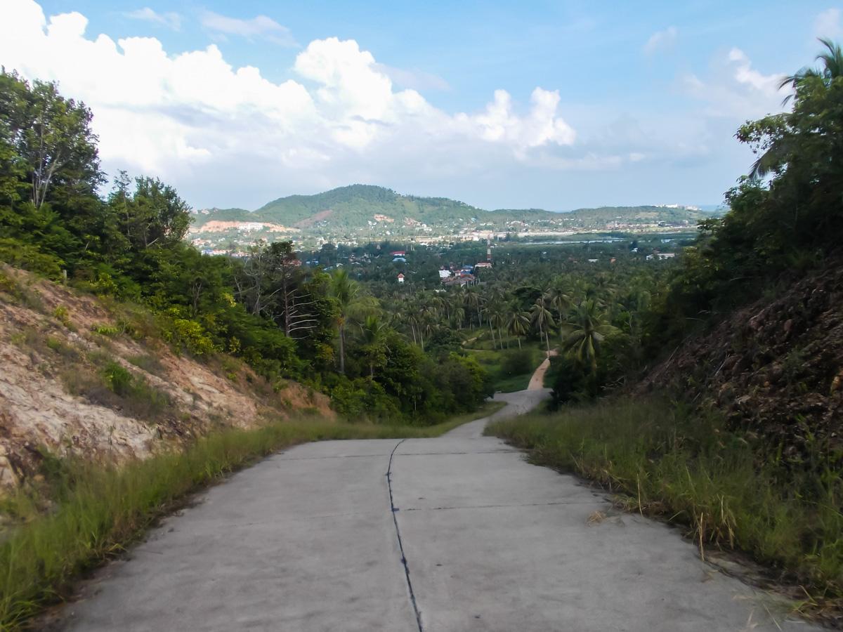 Северо-восточная часть острова