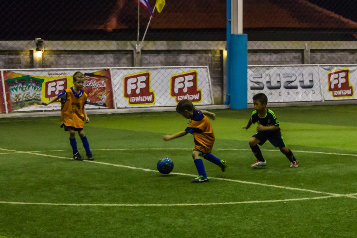 Арсений. Футбол