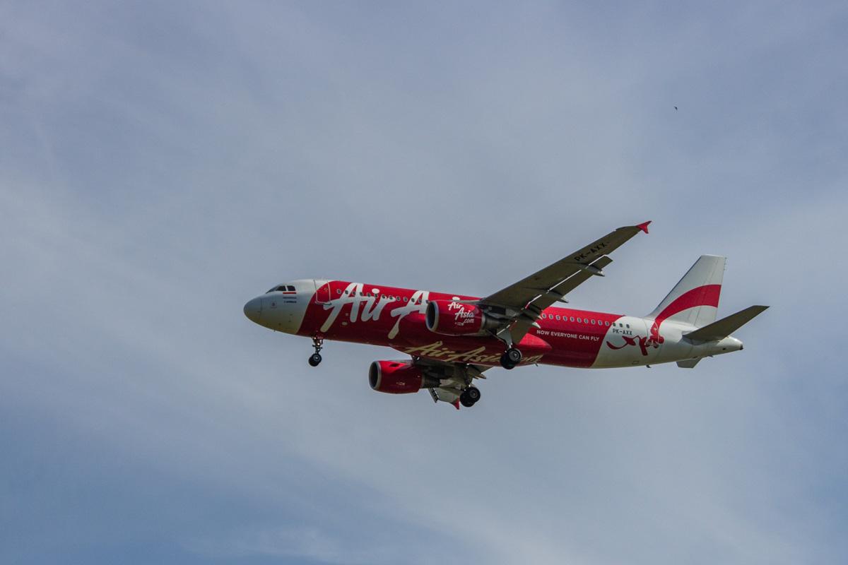 A 320 AirAsia