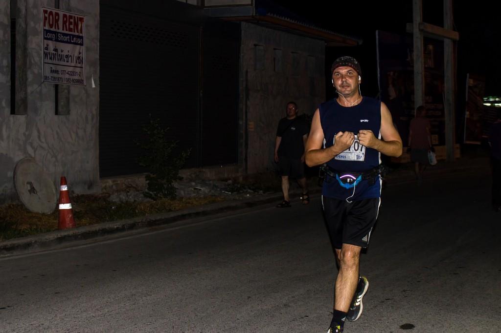 Первые 5 км