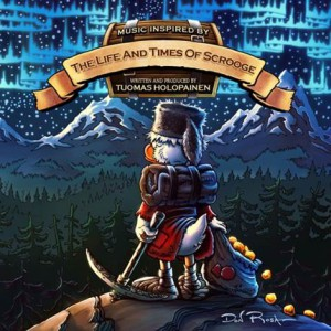 Tuomas-Holopainen-The-Life-And-Times-Of-Scrooge-Cover