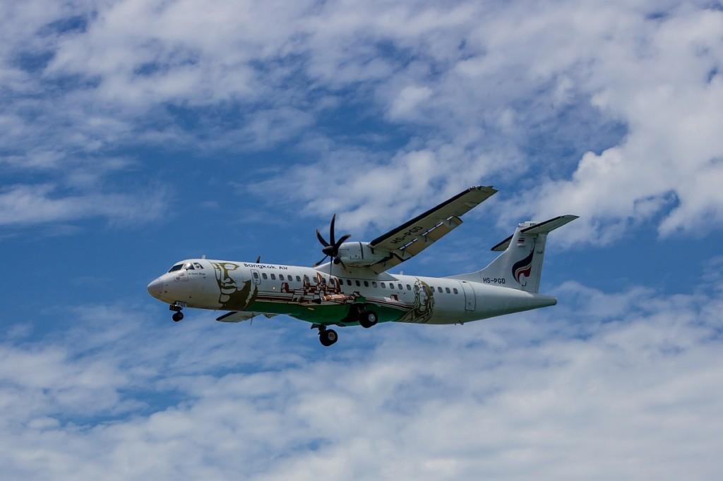 ATR72 Bangkok Airways