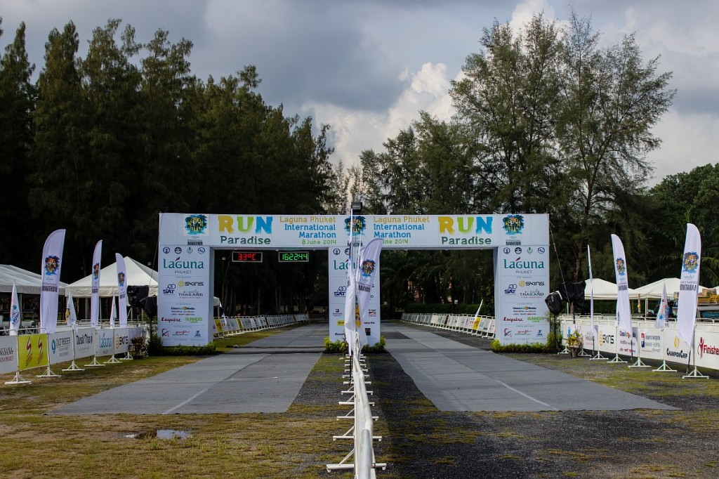 Пхукет марафон 2014