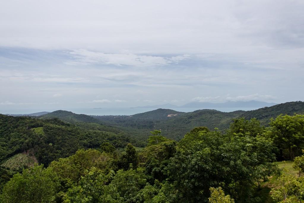 Вид на южную часть острова
