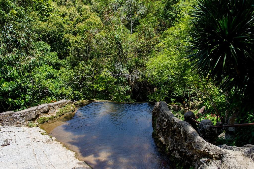 Каскады водопада