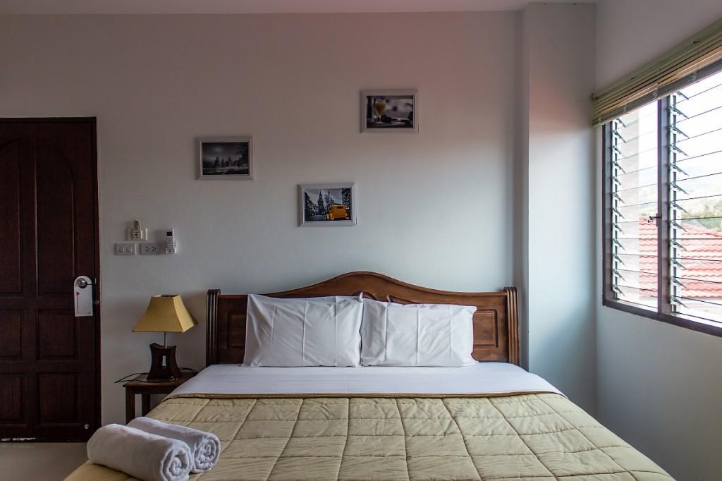 Снижение цен на номера в отеле