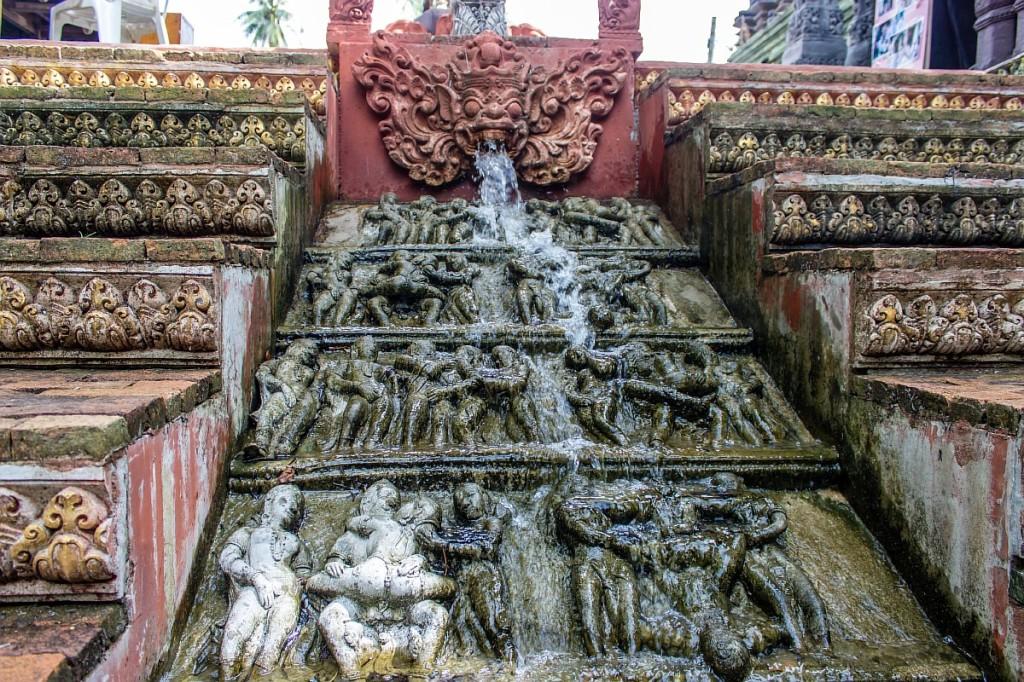 Камасутровый фонтан