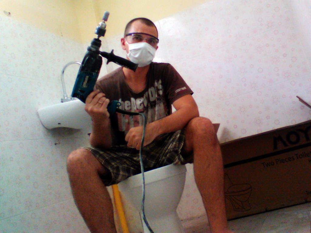 Я и ремонт Babushka