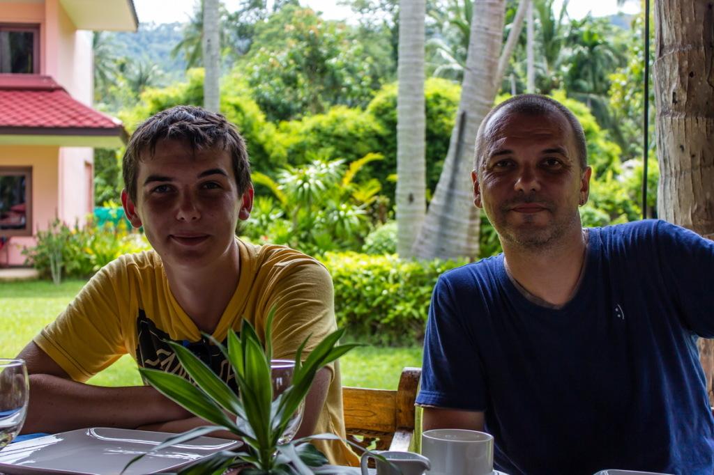 Денис и Егор