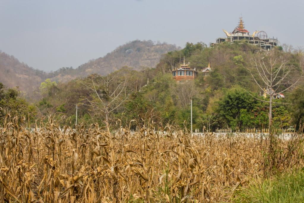 Пейзаж Кхао Яй