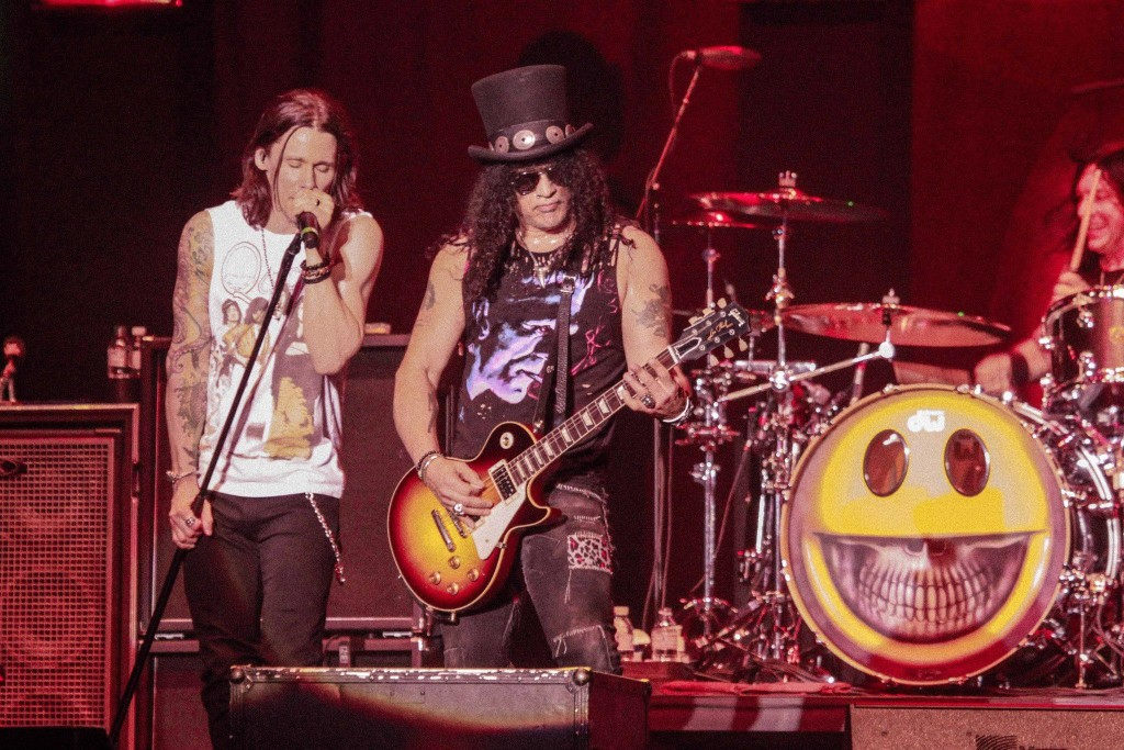 Slash & Miles Kennedy