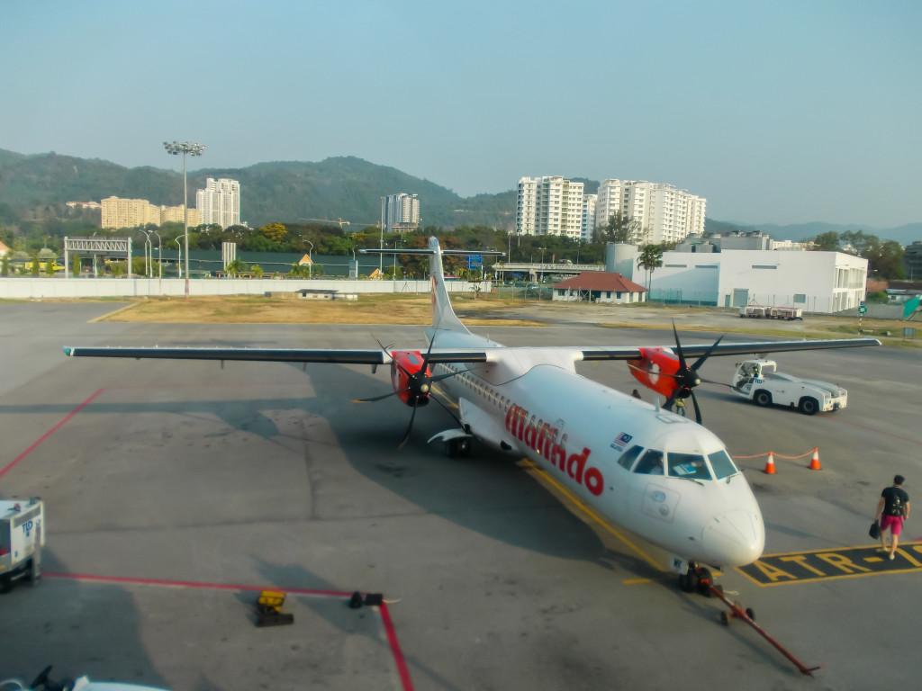 ATR72 Malindo Air