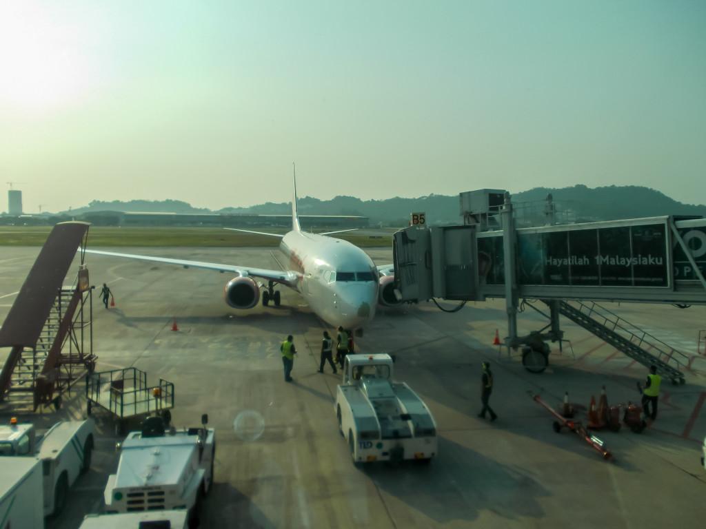 B737 Malindo Air