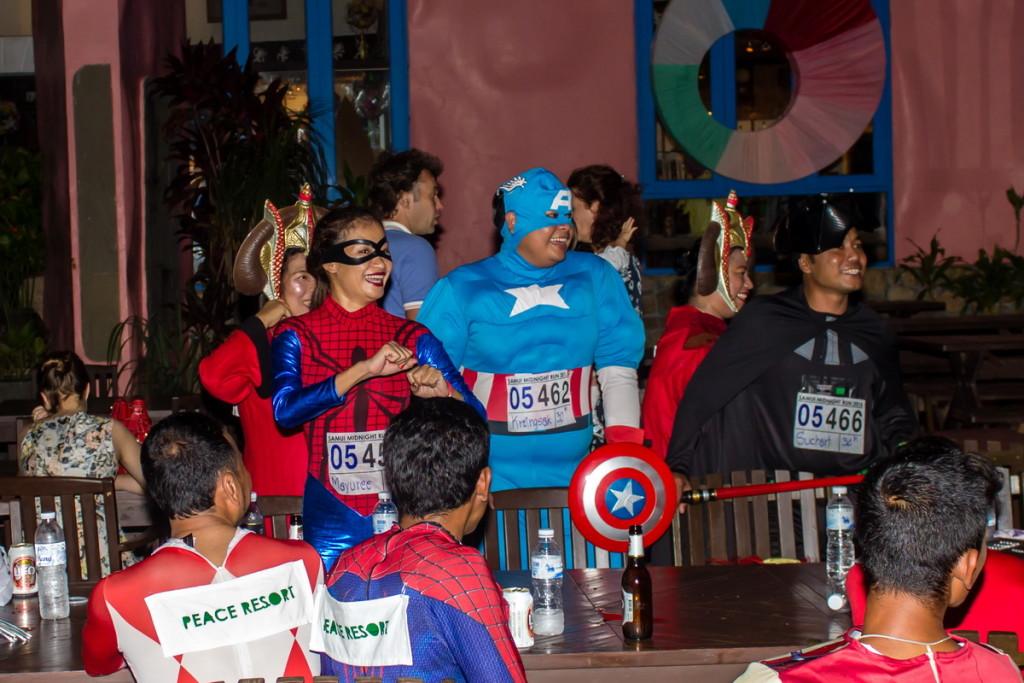 Супергерои на суперзабеге