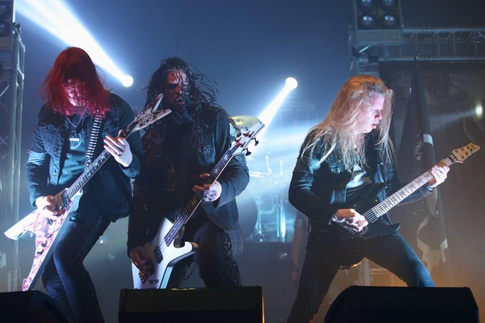 Гитаристы Arch Enemy