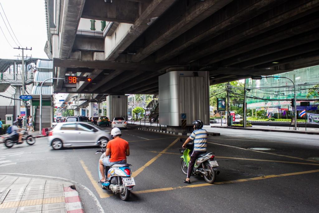 Sukhumvit Rd. Bangkok