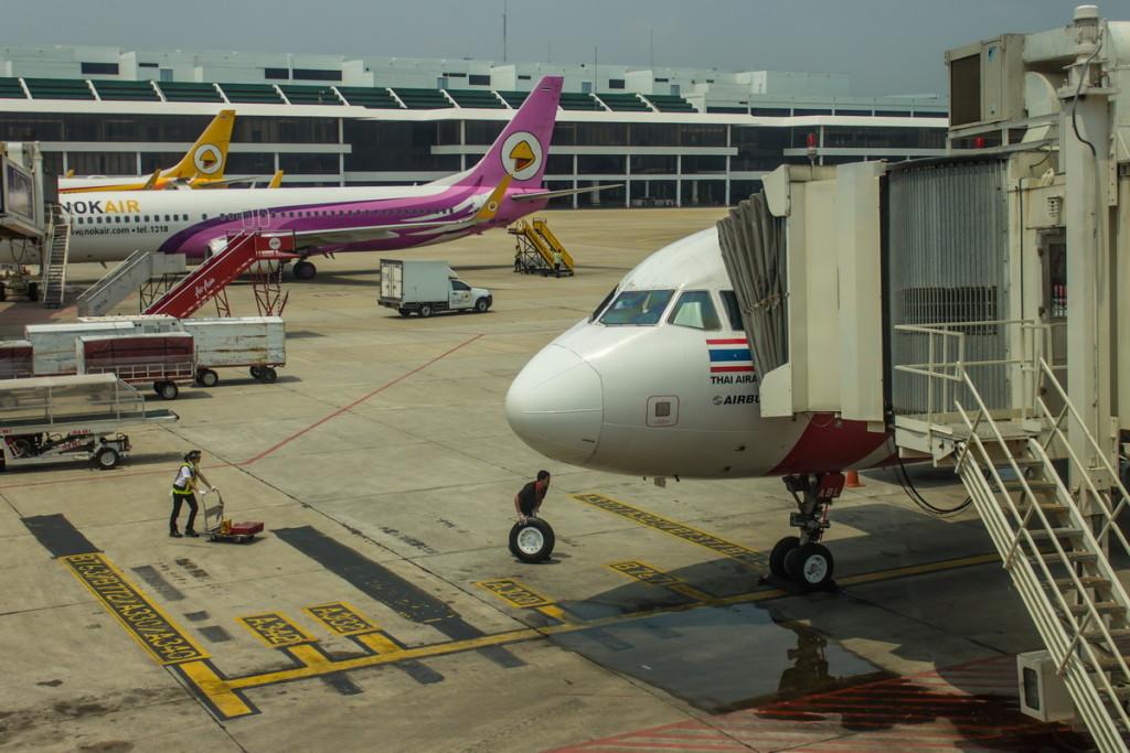 Замена колеса A320