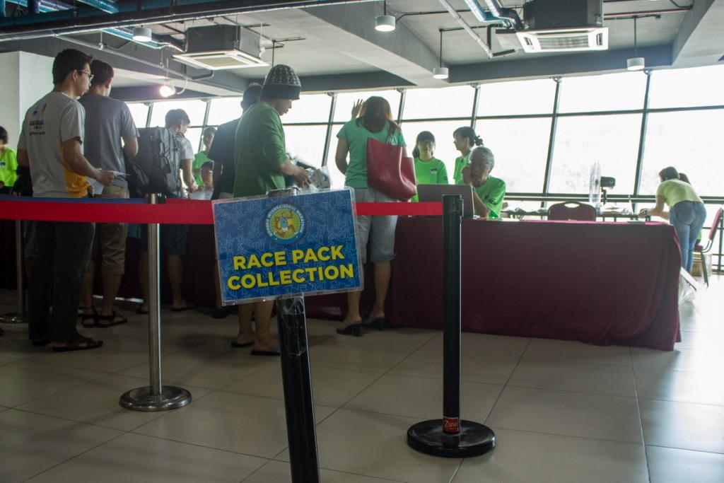 Регистрация и экспо марафон Борнео