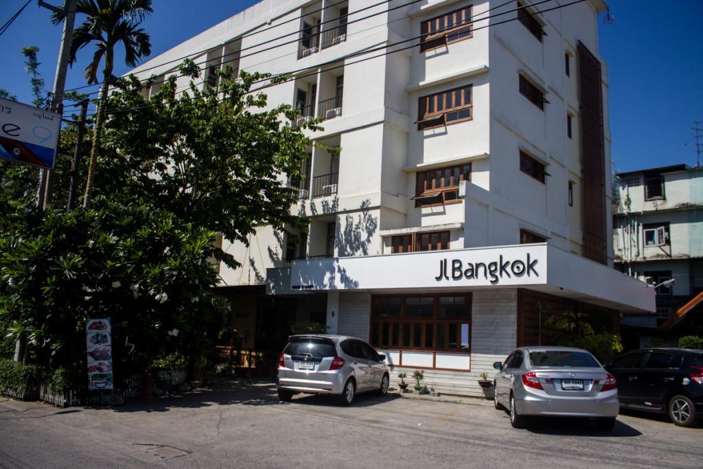 отель JL Bangkok