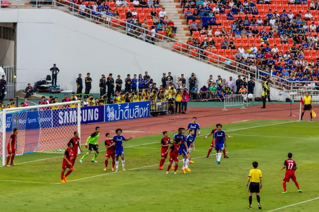 Во время матча Челси