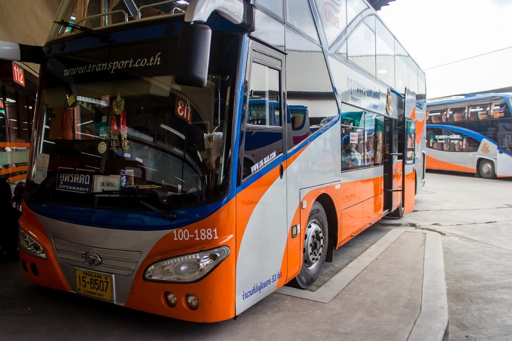 Автобус на Бангкок