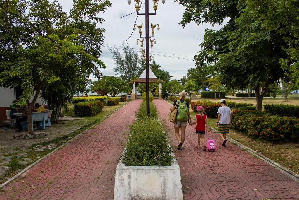 Парг в Тонг-Сала