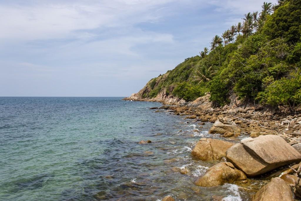Западное побережье Пангана
