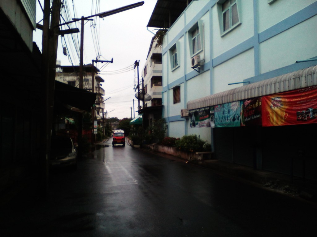 Улицы Сураттхани