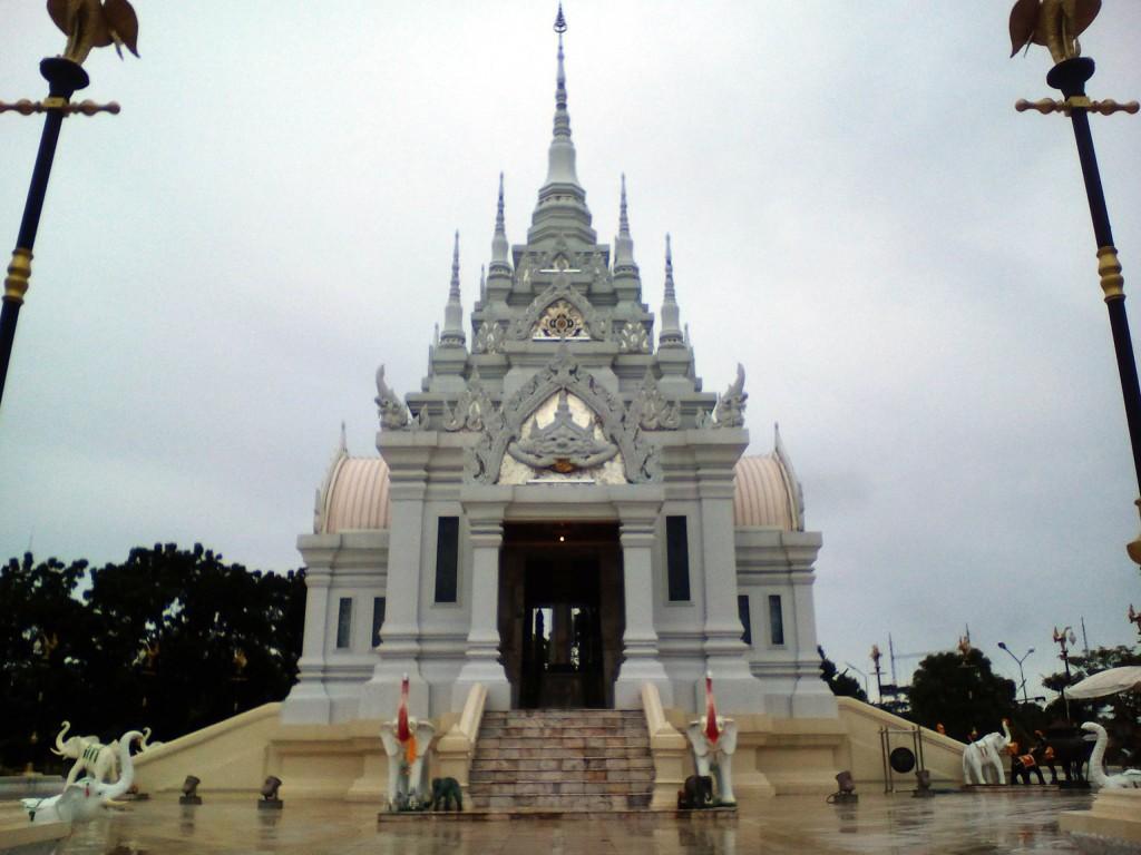 City Pillar Shrine Suratthani